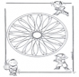 Mandala Geométrico Infantil 2