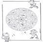 Mandala Geométrico Infantil 3