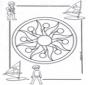 Mandala Infantil 1