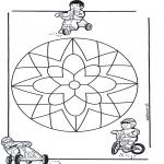 Mandalas - Mandala Infantil 10