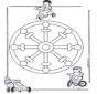 Mandala Infantil 11