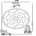 Mandalas - Mandala Infantil 12