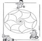 Mandala Infantil 14