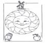 Mandala Infantil 15