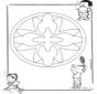 Mandala Infantil 16