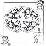 Mandalas - Mandala Infantil 17