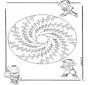 Mandala Infantil 18