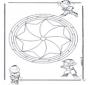 Mandala Infantil 19