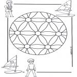 Mandalas - Mandala Infantil 2