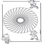 Mandalas - Mandala Infantil 20