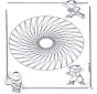 Mandala Infantil 20