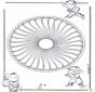 Mandala Infantil 26