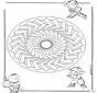 Mandala Infantil 27