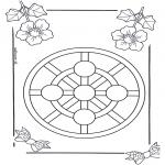 Mandalas - Mandala Infantil 3