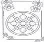 Mandala Infantil 3