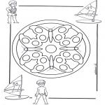 Mandalas - Mandala Infantil 4