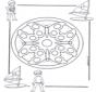 Mandala Infantil 4