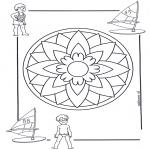 Mandalas - Mandala Infantil 5