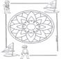 Mandala Infantil 5