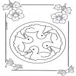 Mandalas - Mandala Infantil 6