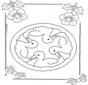 Mandala Infantil 6