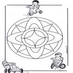 Mandalas - Mandala Infantil 7