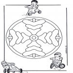 Mandalas - Mandala Infantil 8