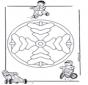 Mandala Infantil 8