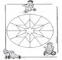 Mandala Infantil 9