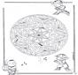 Mandala Infantil/Geométrico
