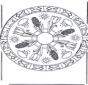 Mandala Primaveral