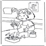 Dibujos Infantiles - Manualidades