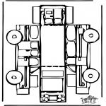 Manualidades - Maqueta de auto
