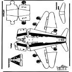 Manualidades - Maqueta de avión