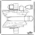 Manualidades - Maqueta de Bote