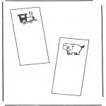 Manualidades - Marcapáginas 1