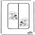 Manualidades - Marcapáginas 7