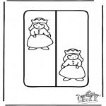 Manualidades - Marcapáginas de princesa