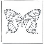 Animales - Mariposa 1