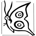 Animales - Mariposa 2