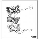 Animales - Mariposa 3