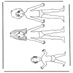 Manualidades - Mariquita de niños