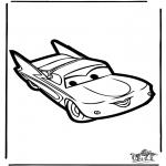 Manualidades - Marquetería de Cars