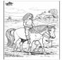 Montar a caballo 5