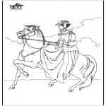 Animales - Montar a caballo 6