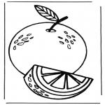 Diversos - Naranja