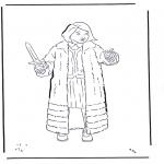 Personajes - Narnia 2