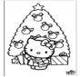 Navidad - Hello Kitty