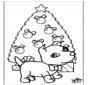 Navidad - Perro 2