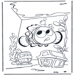 Dibujos Infantiles - Nemo 1